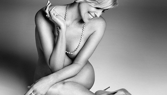 Sharon Stone Poses Nude At Age 57 In Harper's Bazaar
