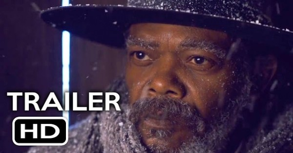 The Hateful Eight Official Trailer Quentin Tarantino Movie