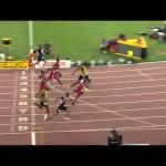 Usain Bolt 9.79 Defeats Justin Gatlin 100m Final IAAF World Champs 2015