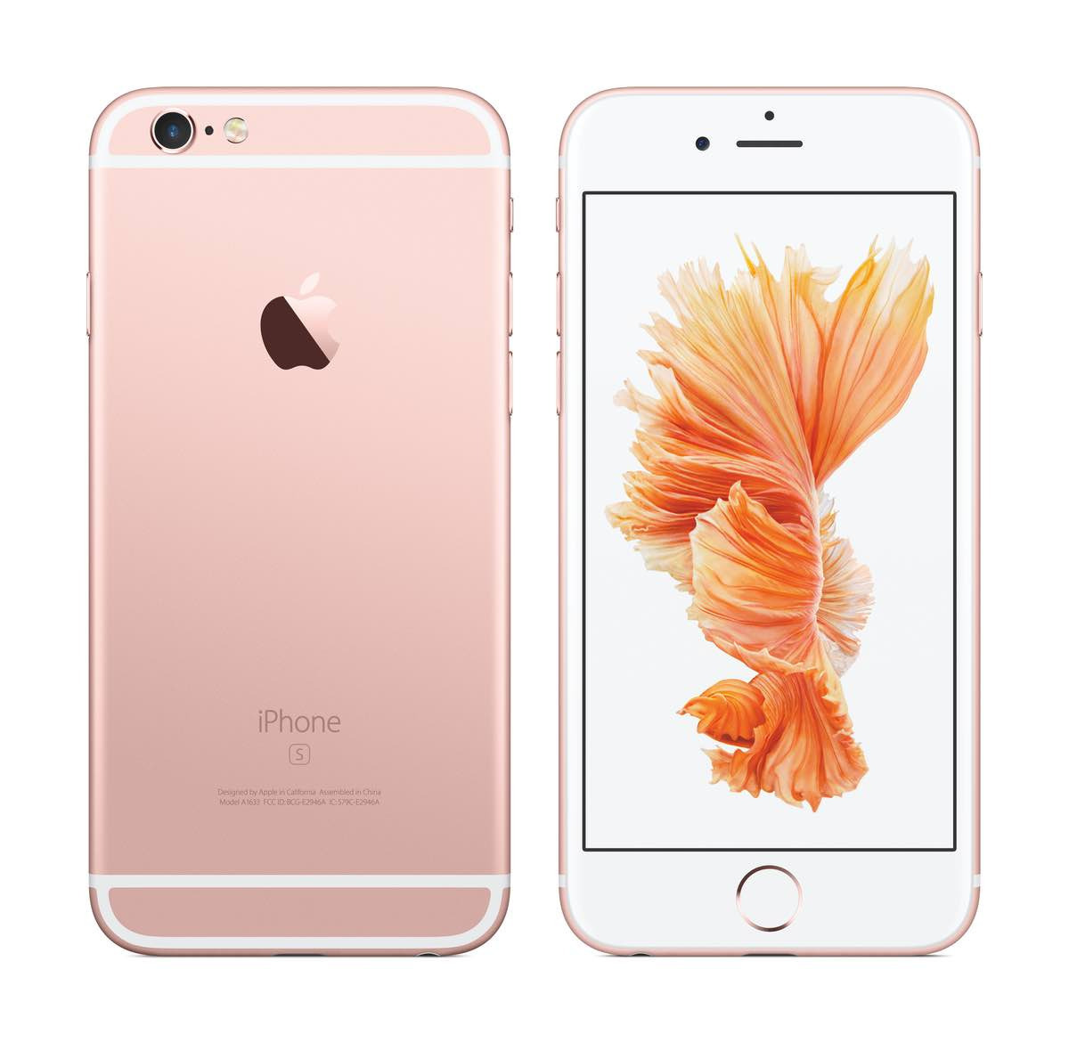 Apple's iPhone 6s Rose Gold Is The New Pink