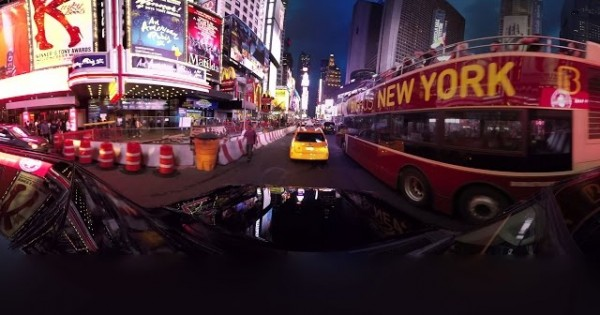 GoPro Spherical: New York City (360)