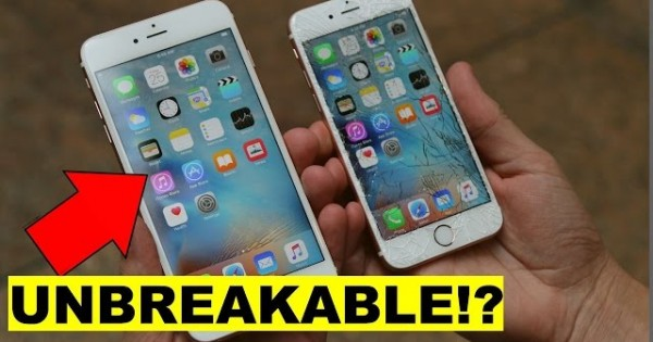 The First Drop Test: iPhone 6S Vs. iPhone 6S Plus