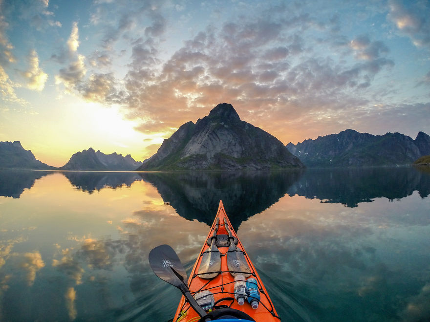 I Photograph The Fjords Of Norway From The Kayak Seat2