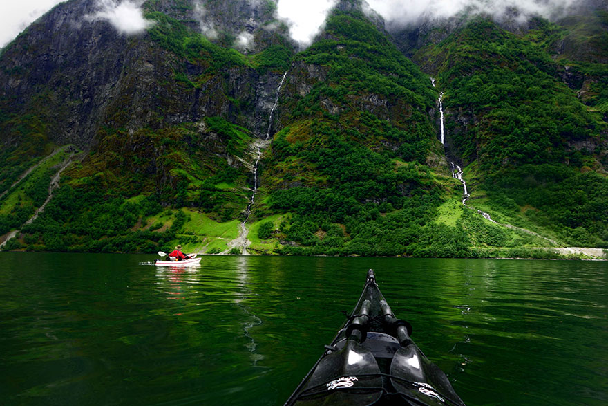 I Photograph The Fjords Of Norway From The Kayak Seat3