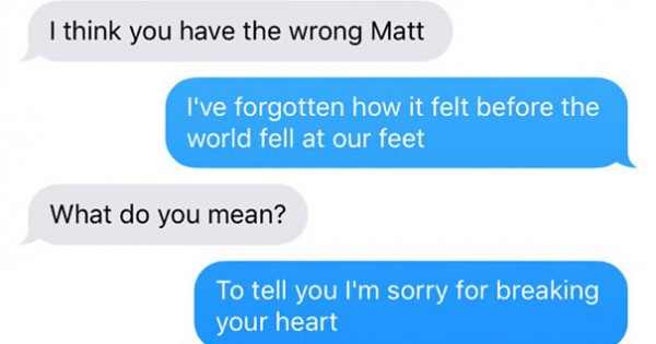 Woman Texts Her Ex Using Only Adele Lyrics And The This Is Result