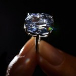 Blue Moon Of Josephine – World's Most Expensive Diamond (Purchased For $48.4 Million At Auction)