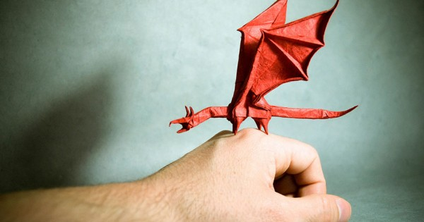 Origami Brought To A Whole New Level