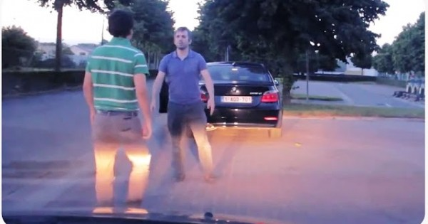 How To Deal With Road Rage