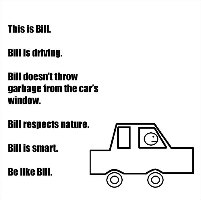 Be Like Bill 2