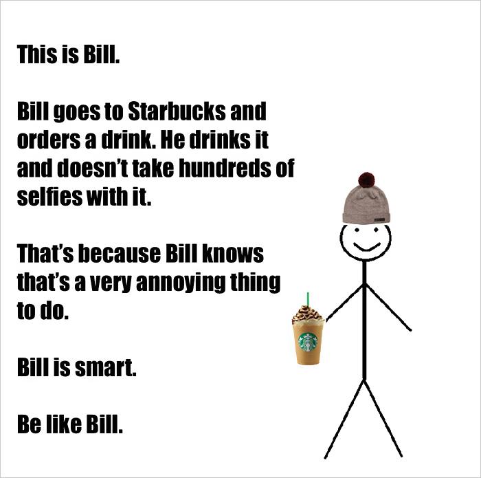 Be Like Bill 6
