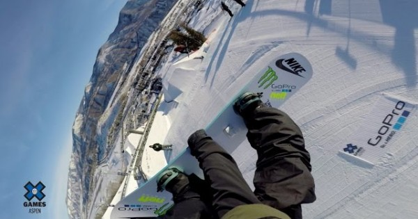 GoPro: The First Look At The X Games Aspen Slopestyle Course