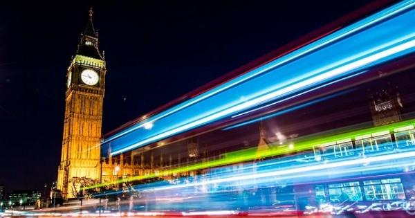 London – The Square Mile City in 4K
