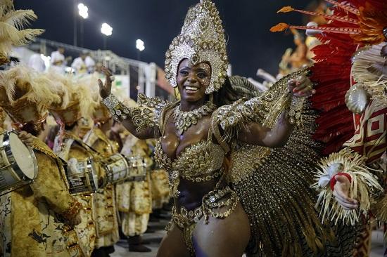 Rio de Janeiro Carnival 2