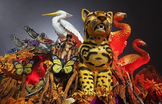 Rio de Janeiro Carnival 2016 11