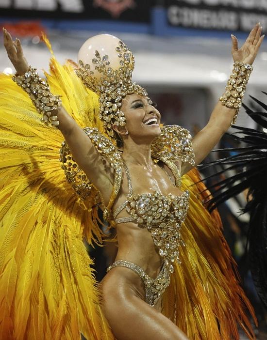 Rio de Janeiro Carnival 2016 3