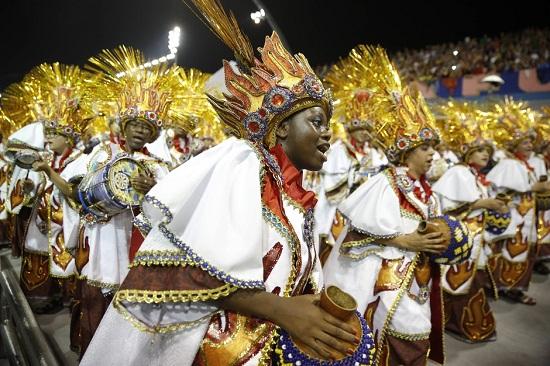Rio de Janeiro Carnival 2016 4