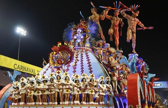 Rio de Janeiro Carnival 2016 6