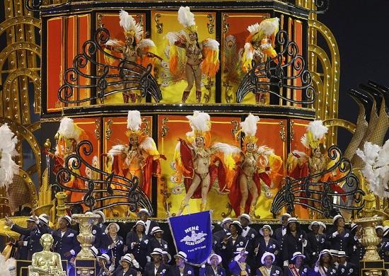 Rio de Janeiro Carnival 2016 7