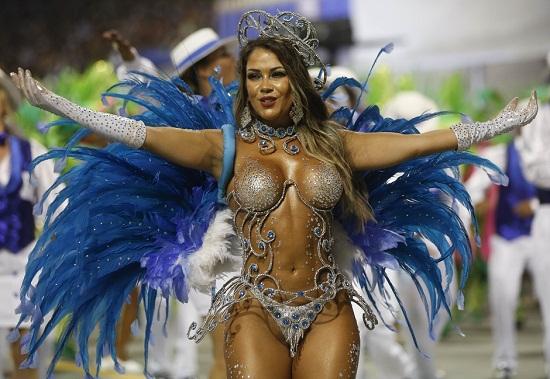 Rio de Janeiro Carnival 2016